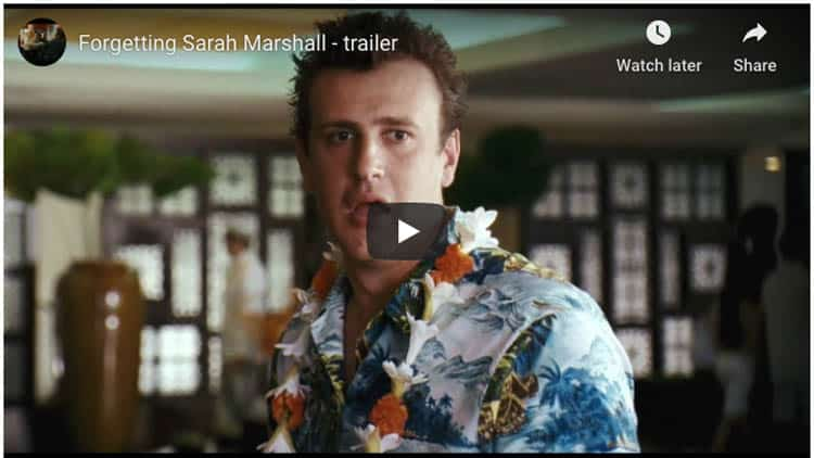 forgetting sarah marshall | Travel Movies