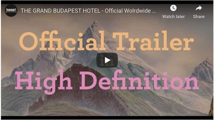 fictional hotel setting | grand budapest hotel