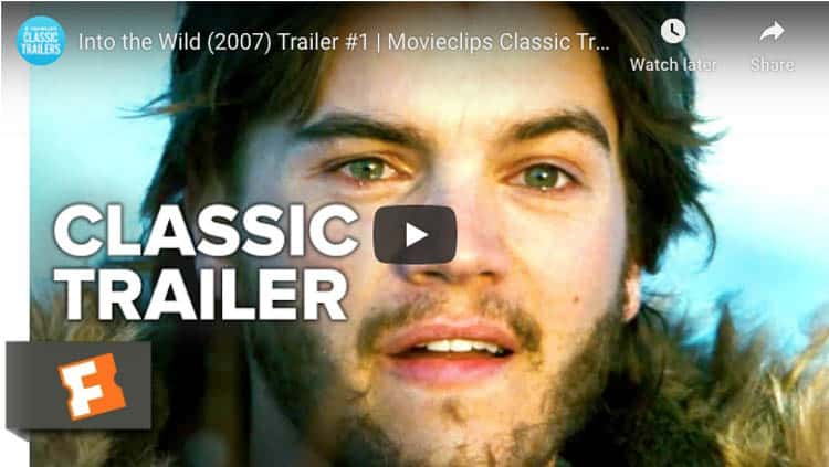 travelling movies | into the wild