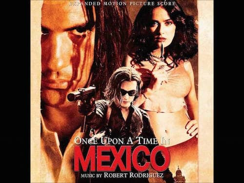 travel movies once upon a time in mexico