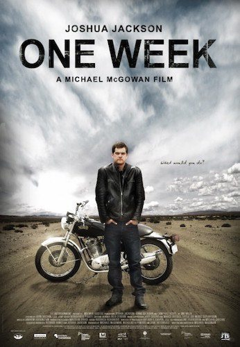 travel movies about motorcycles | one week