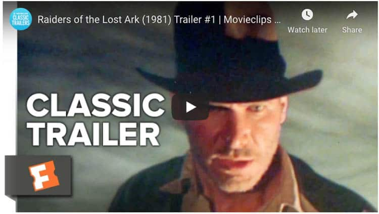 raiders of the lost arc | adventure movies