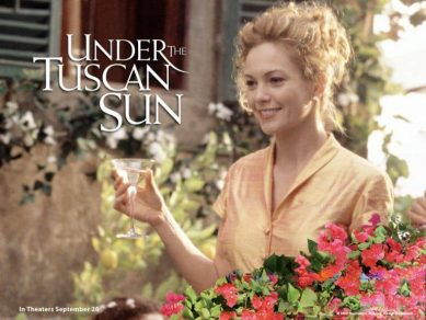 travel movies under the tuscan sun