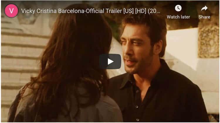 travel movies vicky cristina barcelona