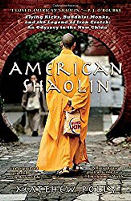 best books about travel american shaolin