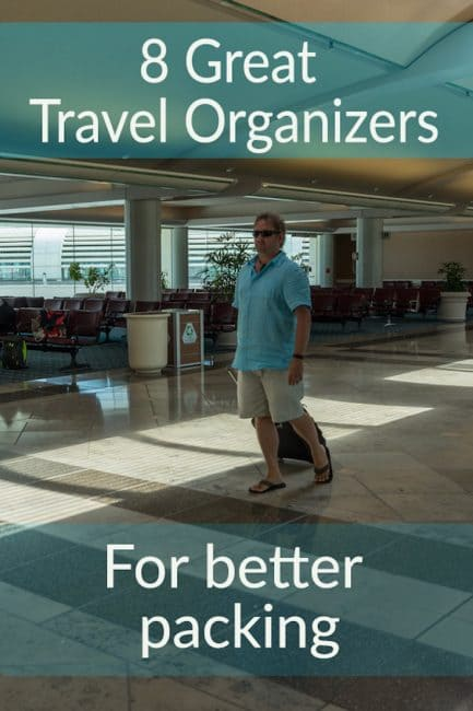 travel organizers for packing