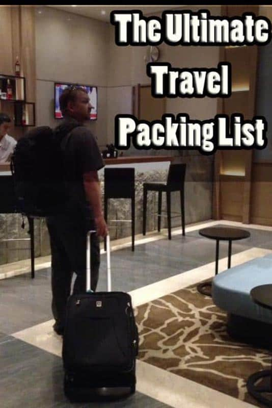 travel packing list your complete guide to a smart journey