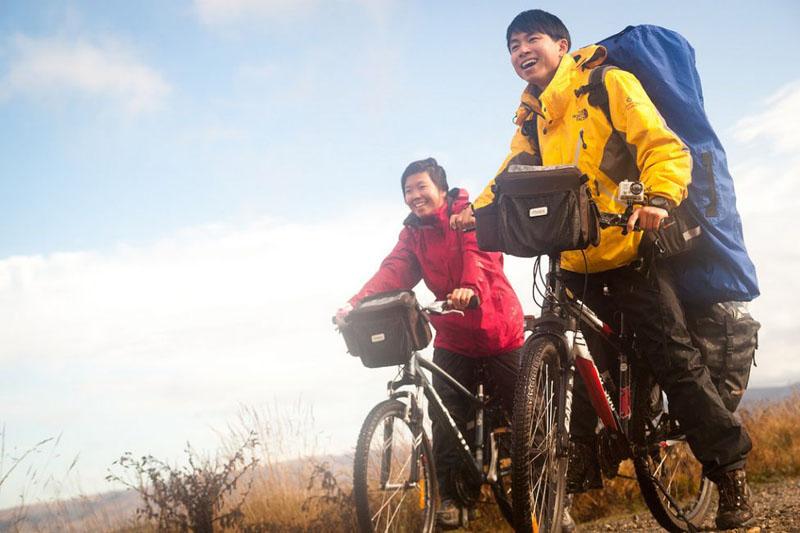 travel partner biking