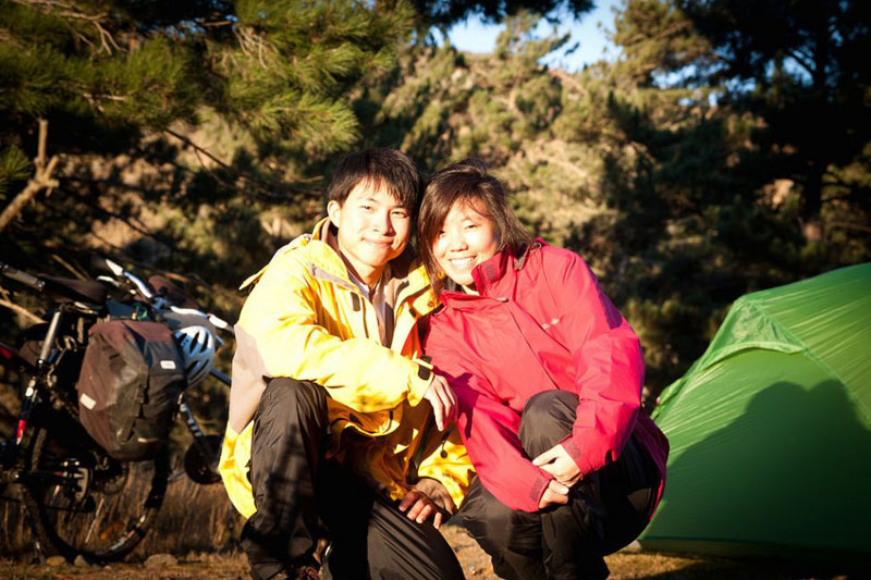 travel partner camping
