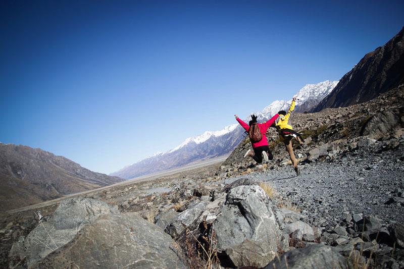 travel partner mountains