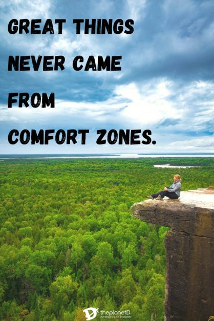 Travel Quotes about Adventure
