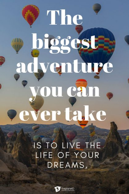 Travel quotes | Be inspired by this list of the most inspiring quotes of all time