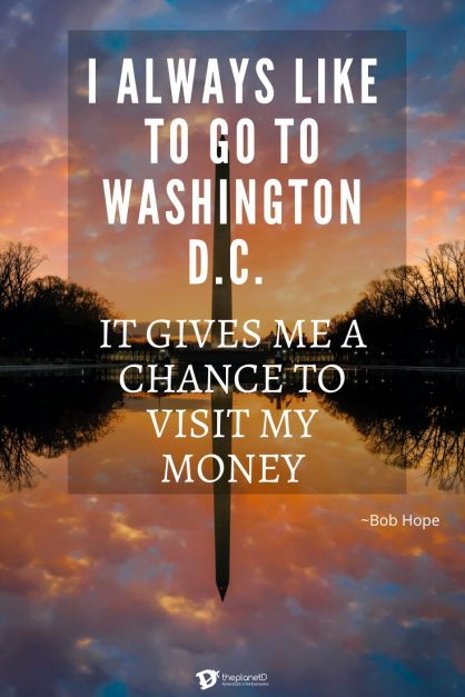 bob hope funny travel quote