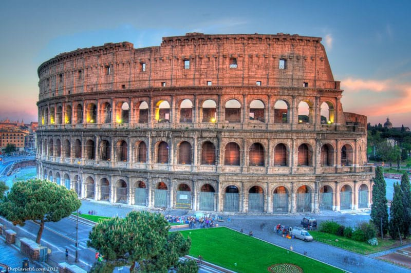 travel scams rome