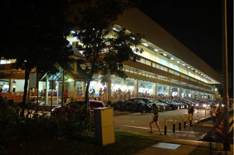 where to eat in singapore hawker centres