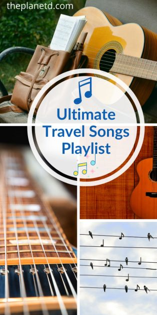 ultimate travel songs playlist