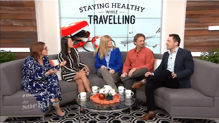 Ways to travel the world - staying healthy and safe