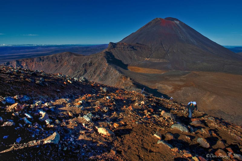 Tongariro Crossing, in Photos