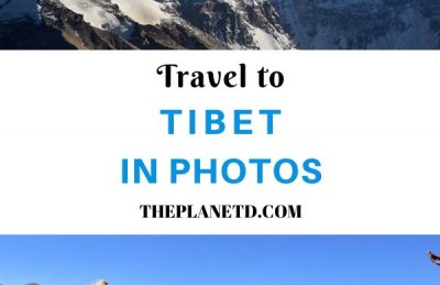 travel to tibet in photos - the roof of the world