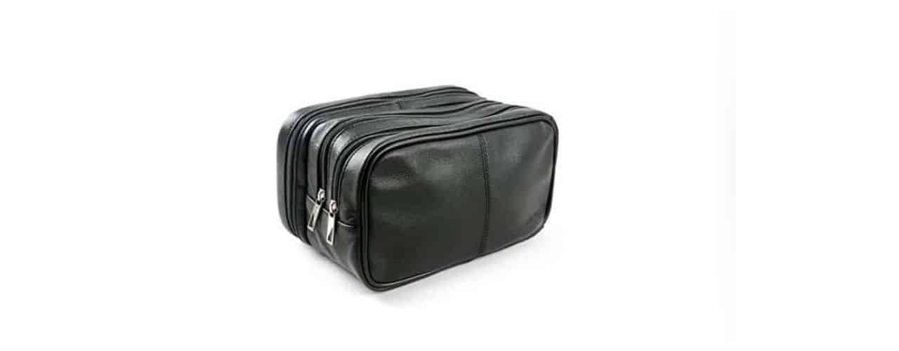 Dopp Travel Toiletry Bag for Men