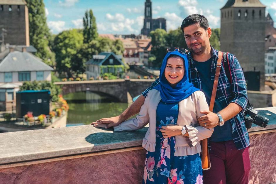 travel iran blog matin and parsa