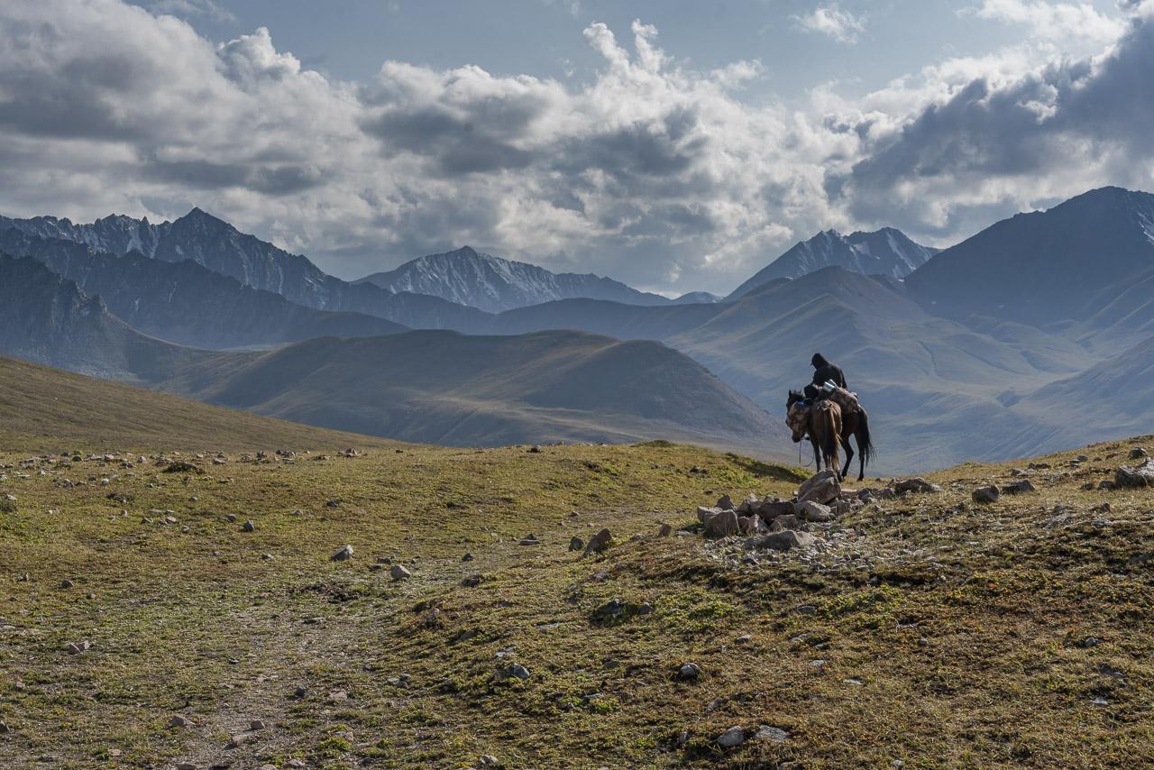 Kyrgyzstan Tekking Boz Uchuk Lake