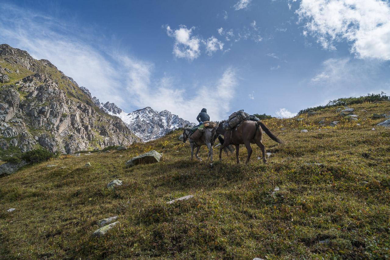 trekking in Kyrgyzstan easy or not