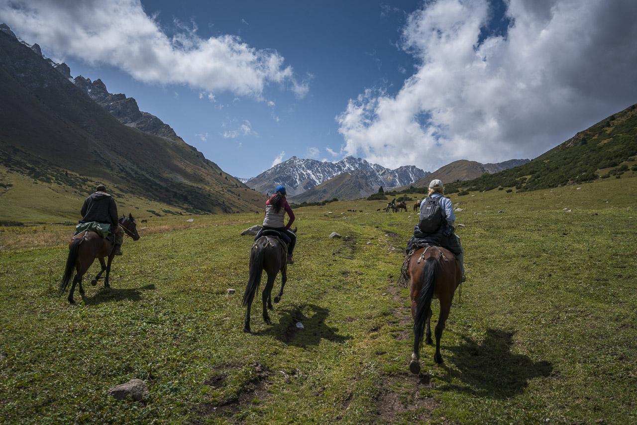 trekking in kyrgyzstan tips