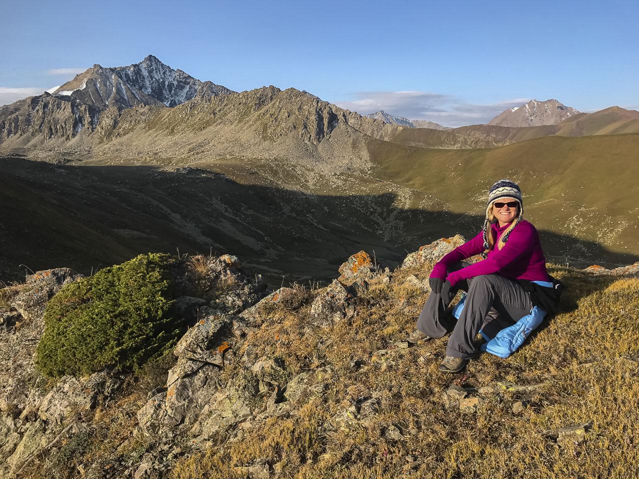 Kyrgyzstan Trekking Boz Uchuk Views