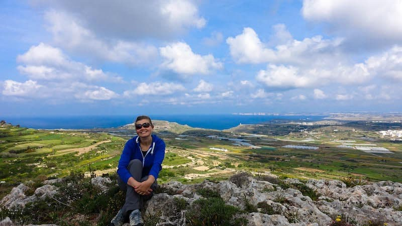 what to do in Malta | trekking