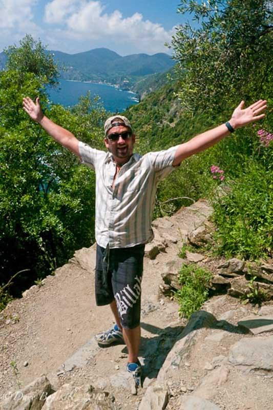 best treks in italy cinque terre