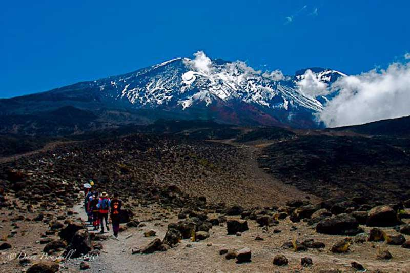 treks in the world kilimanjaro