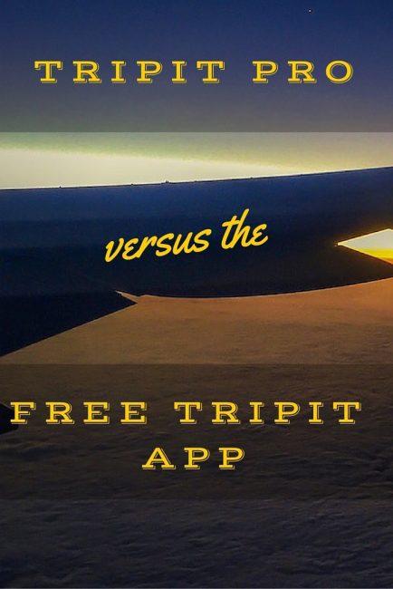 tripit app pinterest