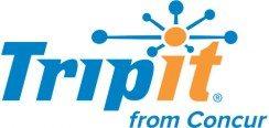 Application de planification de voyage Tripit