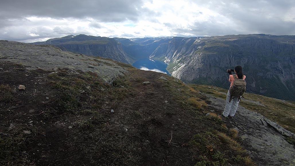 magnificent fjord