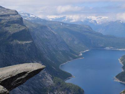 Trolltunga Hike – Trekking to Norway's Most Famous Landmark