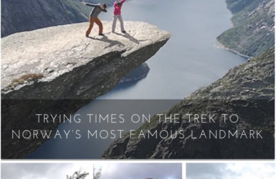 Trolltunga Hike - Trying Times at Noway's Most Famous Landmark