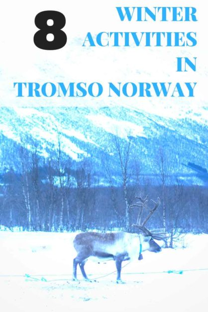 things to do in Tromso Norway