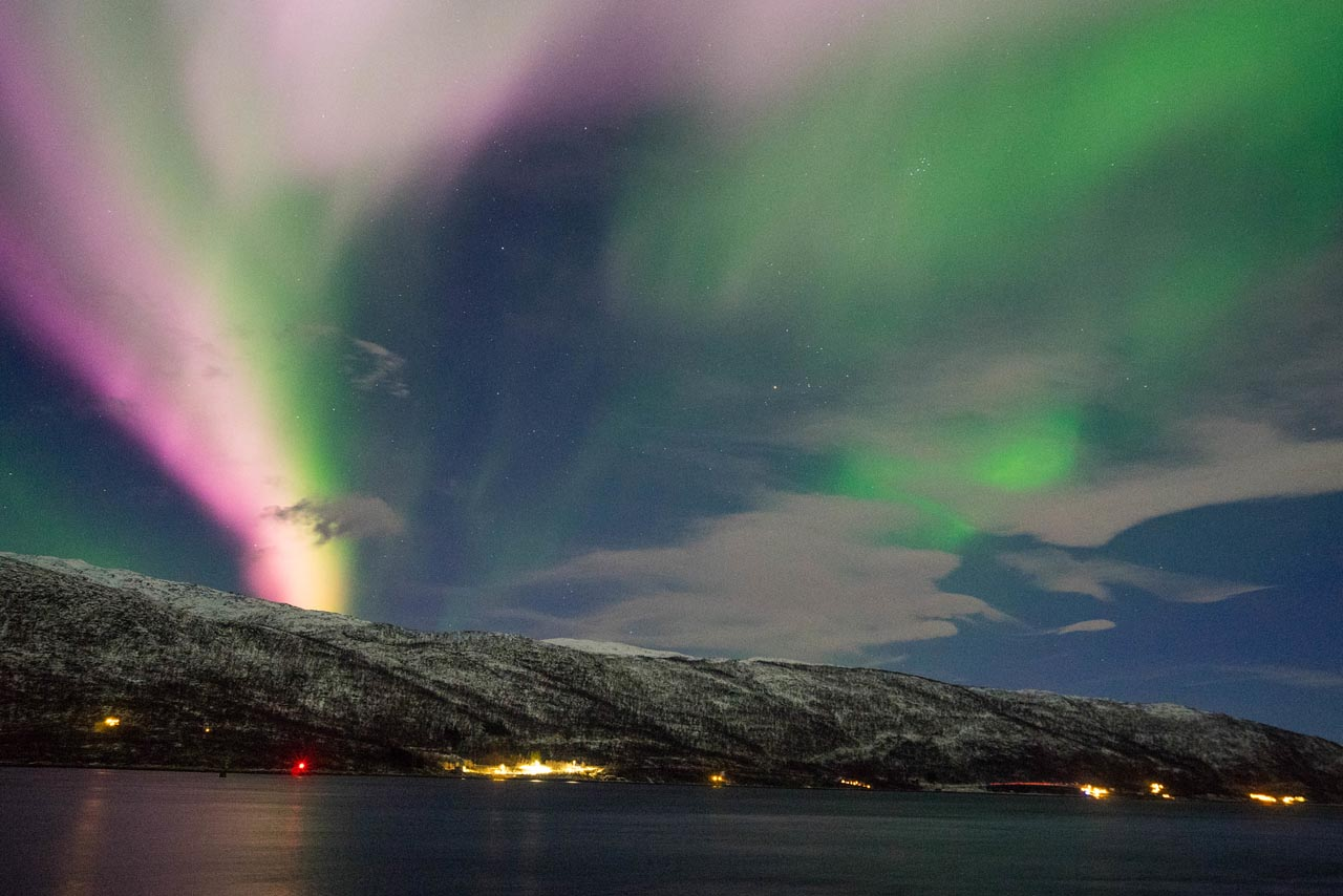 tromso northern lights tour
