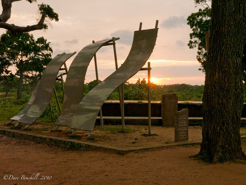 tsunami memorial yala