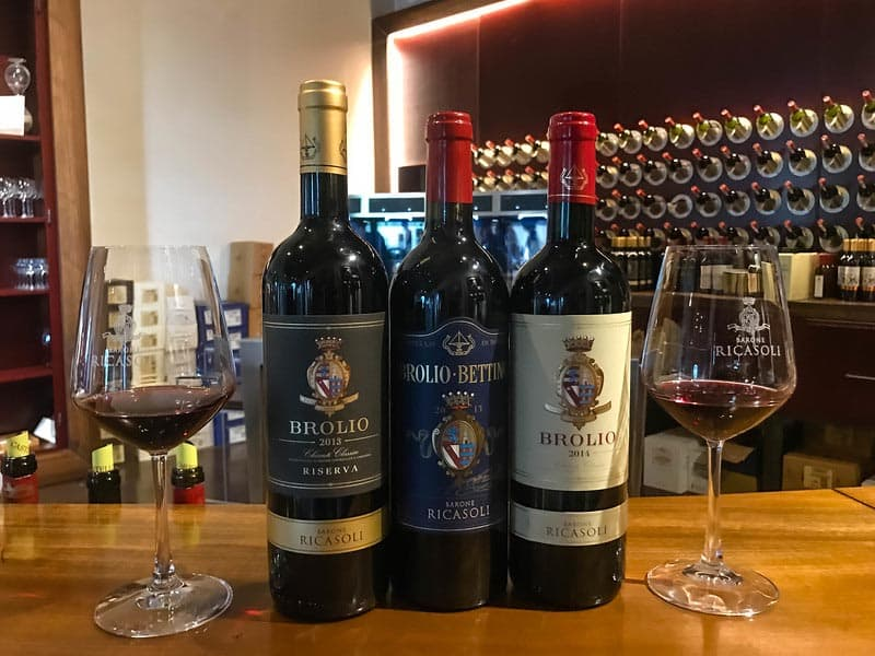 brolio wines | chianti classico tuscany