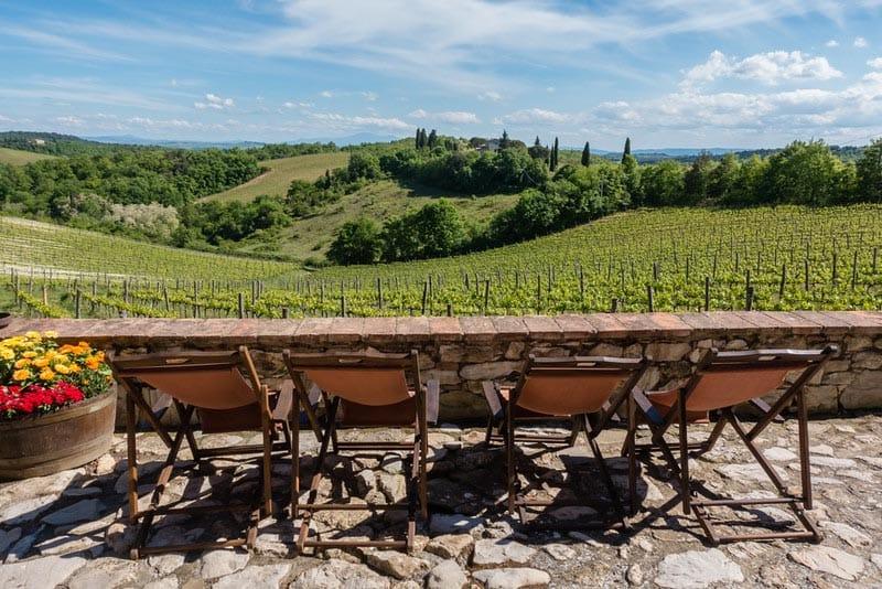 villa tuscany borgo argenina