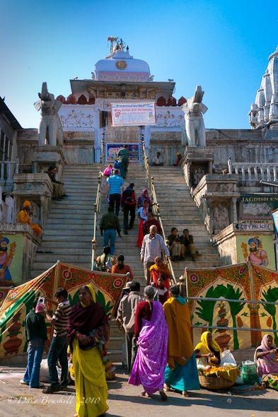 Udaipur's Main Hindu Temple