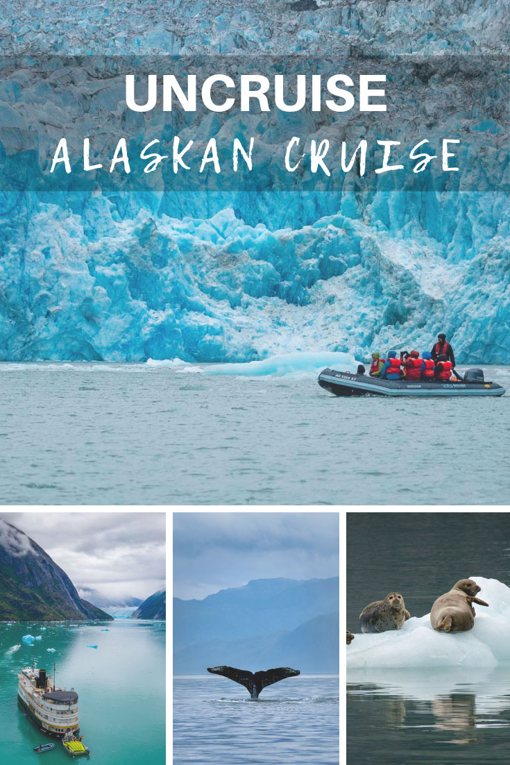 UnCruise Alaska small ship Alaskan cruise