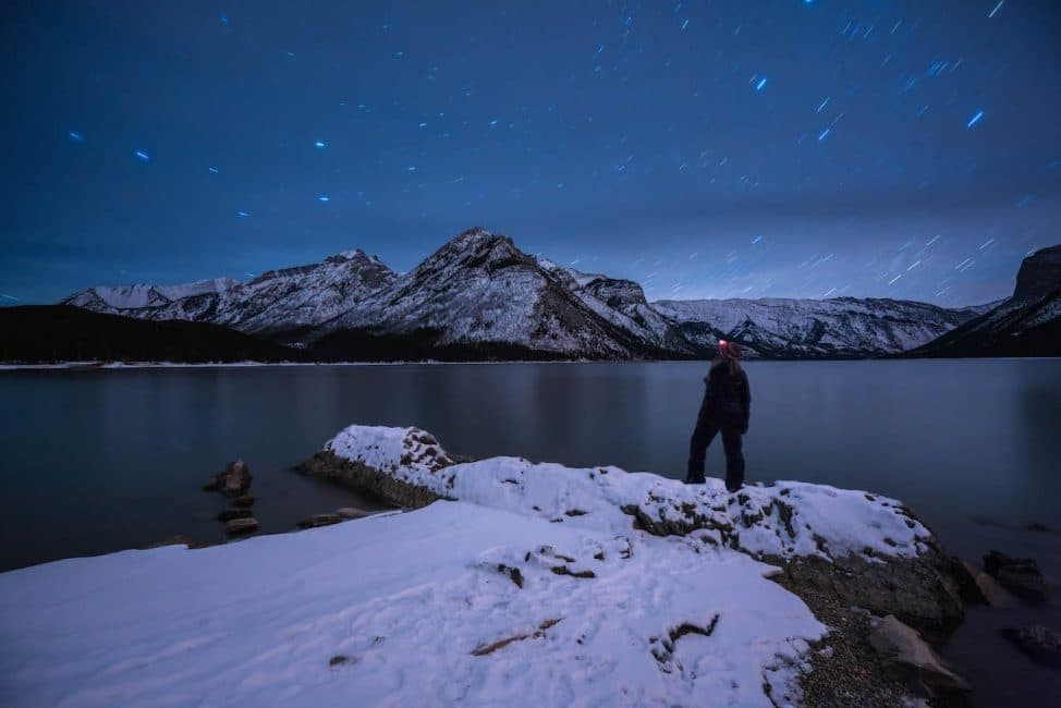 winter things to do in banff