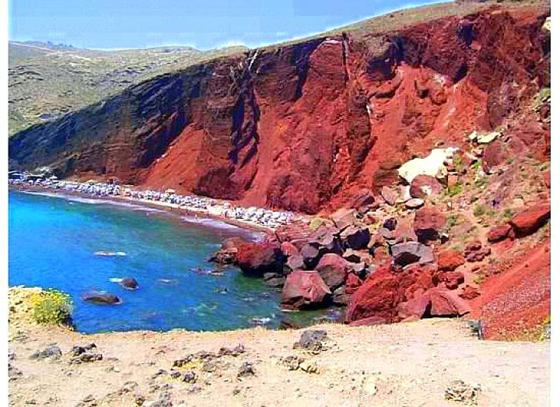must see beaches in the world red beach