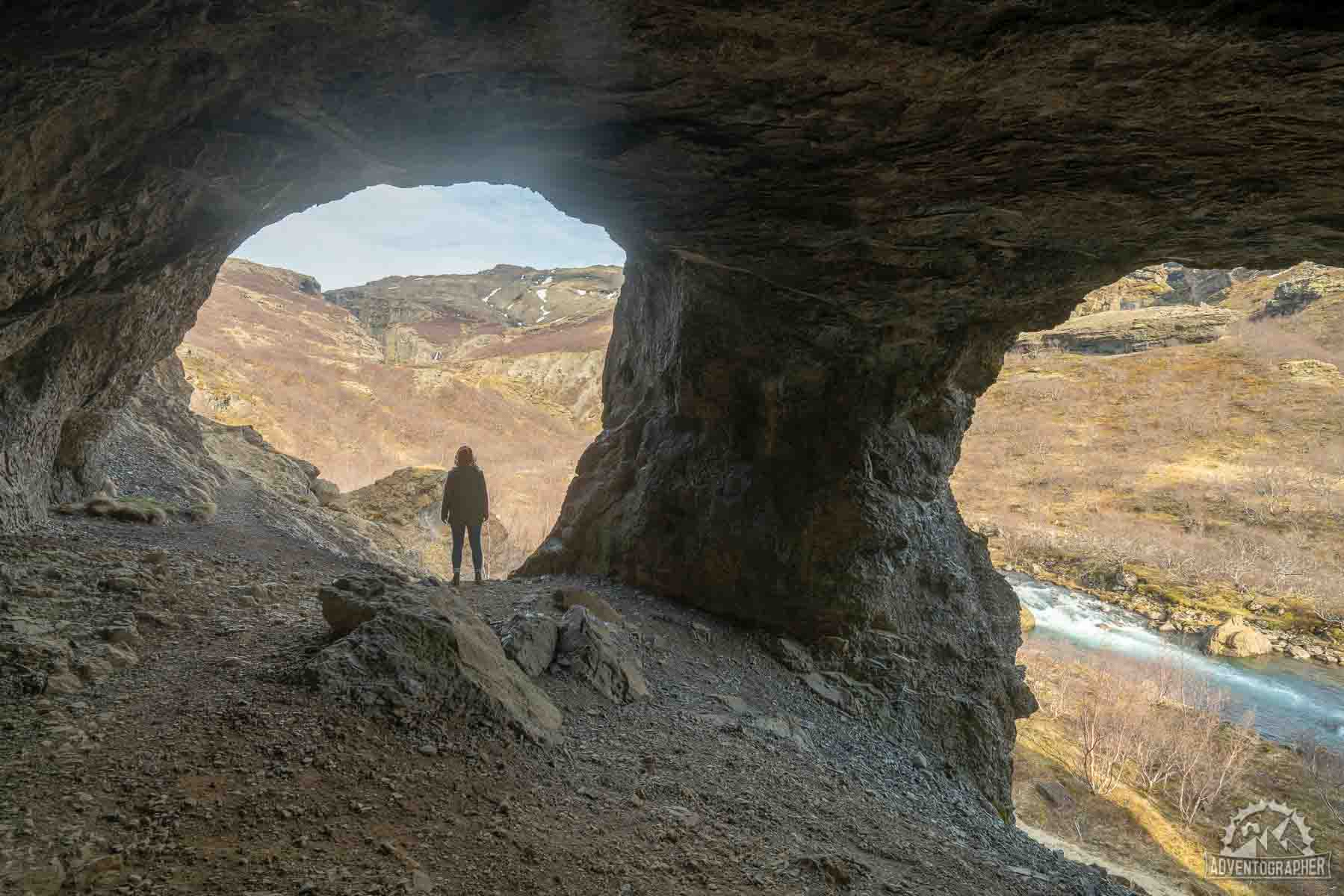 places to visit in Iceland glymur