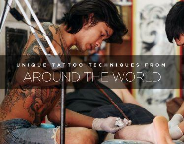 unique tattoo techniques from around the world