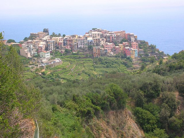 off the beaten path of Cinque Terre Italy