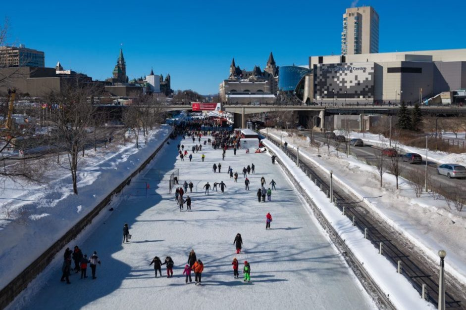 ottawa for valentines day